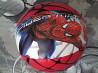 Человек паук, мяч пляжный, игровой для купания, крупный.26см. доставка из г.Киев