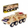 Бронетранспортёр, броневик, бтр-80, танк. 25.7 См. звук, свет, инерция. доставка из г.Киев