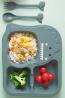 Детский обеденный набор с динозавром Xiangmai доставка из г.Одесса