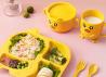 Креативная, мультяшная детская посуда из пяти предметов доставка из г.Одесса