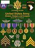 Полный справочник по наградам, значкам, нашивкам армии США - *.pdf доставка из г.Ровно