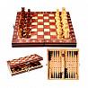Настольная игра Voltronic 3 в 1 (шахматы, шашки, нарды) подарки доставка из г.Киев