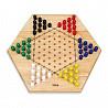 Настольная игра Viga Toys Китайские шашки, подарки, Игрушки доставка из г.Киев