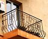 Кованые элементы для балкона доставка из г.Киев