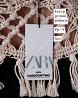 Надзвичайно витончений светр з елементами ручної роботи ZARA with Handcrafting доставка из г.Кропивницкий (Кировоград)