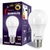 LED лампа Sirius 1-LS-3101 А60 10W-3000K-E27 Винница