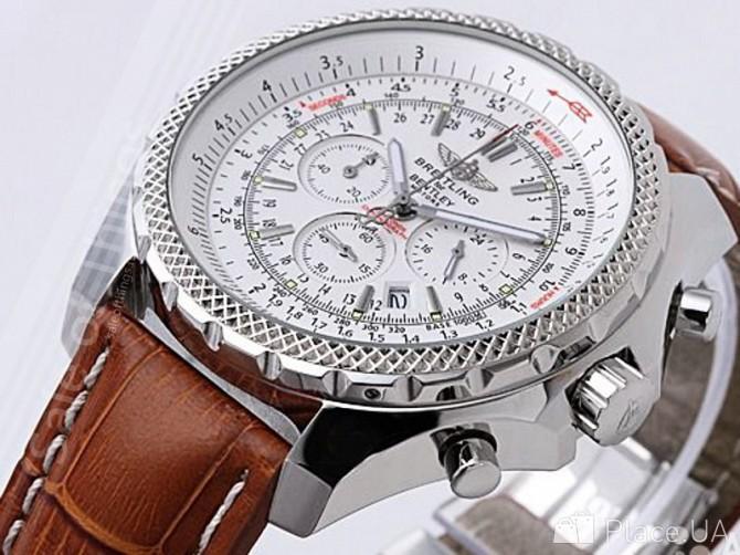 Их поверхность не. Элитные часы Breitling Командирские, Наручные часы, Наручные часы Киев