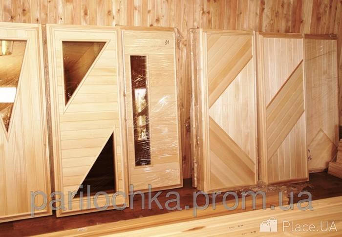 Дверь для бани из вагонки своими руками 56