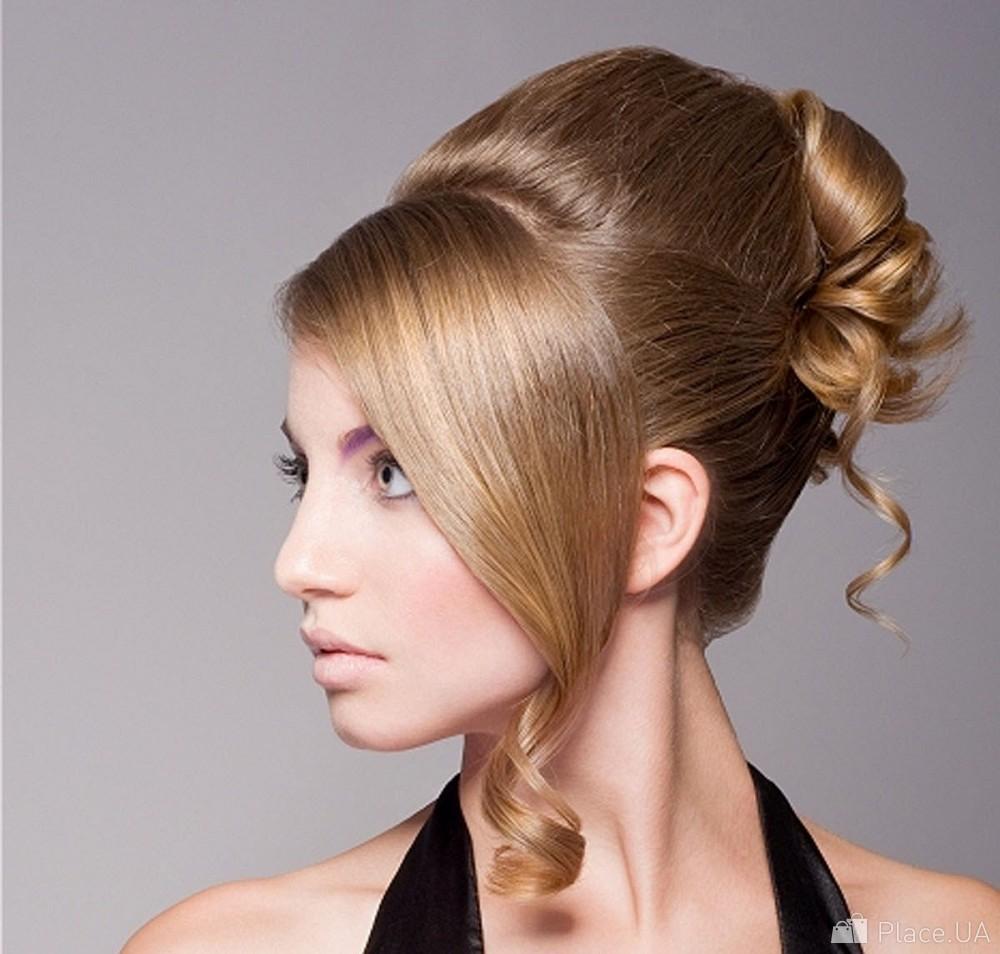 Модные вечерние прически на длинных волосах фото