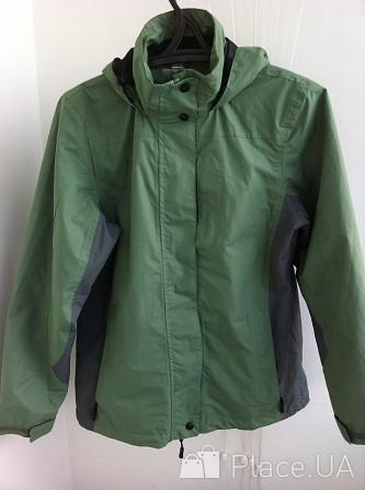 Женская куртка-ветровка Crivit Outdoor Ровно - изображение 1 f7974ca58ccc2